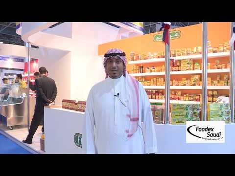Foodex Saudi 2017 Exhibitor Feedback - Orient Provision & Trading Company -Saudi Arabia