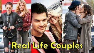 Real Life Couples of Twilight
