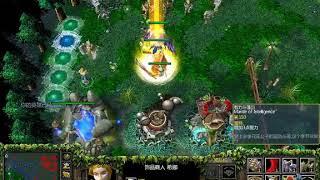 【 DOTA 2 】[Best Game] 进3出大根火猫