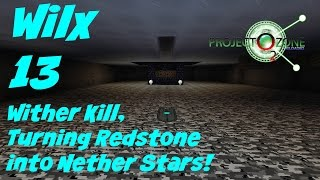 13: Turning Redstone into Nether Stars - Project Ozone 2 - Titan - Frozen