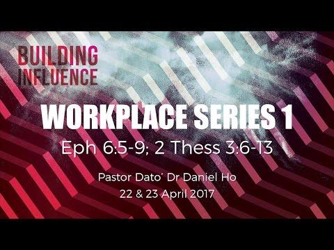 Building Influence_1 - Pr Dato' Dr Daniel Ho