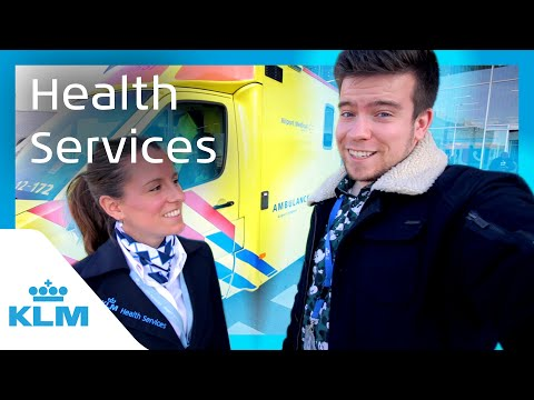 KLM Intern On A Mission - Health Services