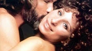 "Barbra Streisand ""Lost Inside Of You""  (Duet with Kris Kristofferson)"