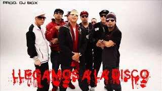 Llegamos A La Disco (AcapeLLa MiX) - VARIOS ARTISTAS (Prod. DJ BOX)