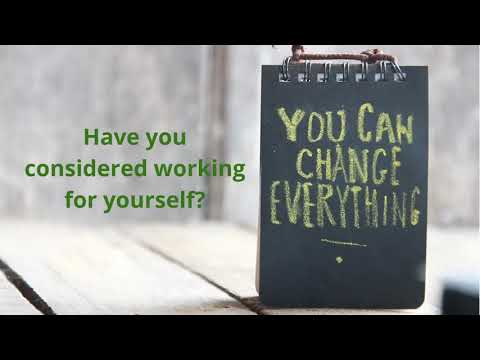 Self employed roles - Join us a Partner