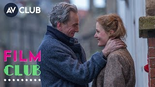 Phantom Thread Review | Film Club