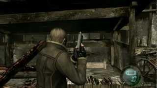 Resident Evil 4 Gameplay ita Parte 2 ( Pc ) Er Motosega e le campane