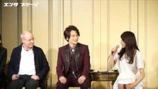 「エンタステージ」http://enterstage.jp/ 『レ・ミゼラブル』を手掛け...