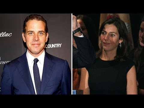 Beau Biden's widow having affair with his married brother