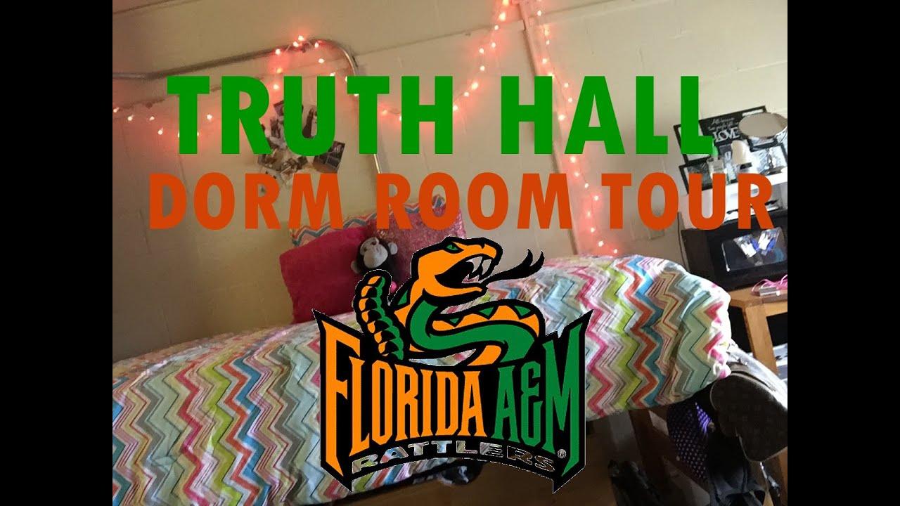 Truth Hall Dorm Room Tour Youtube