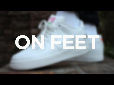 On Air FeetNike Force 1 Low xBoedrC