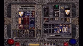 Diablo 2. LOD 1.14d MF Runs EP.3 Mephisto Farming