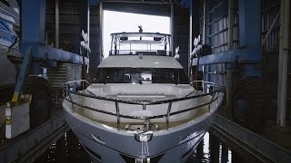 Inside Princess: The Craftsmanship of Princess Yachts