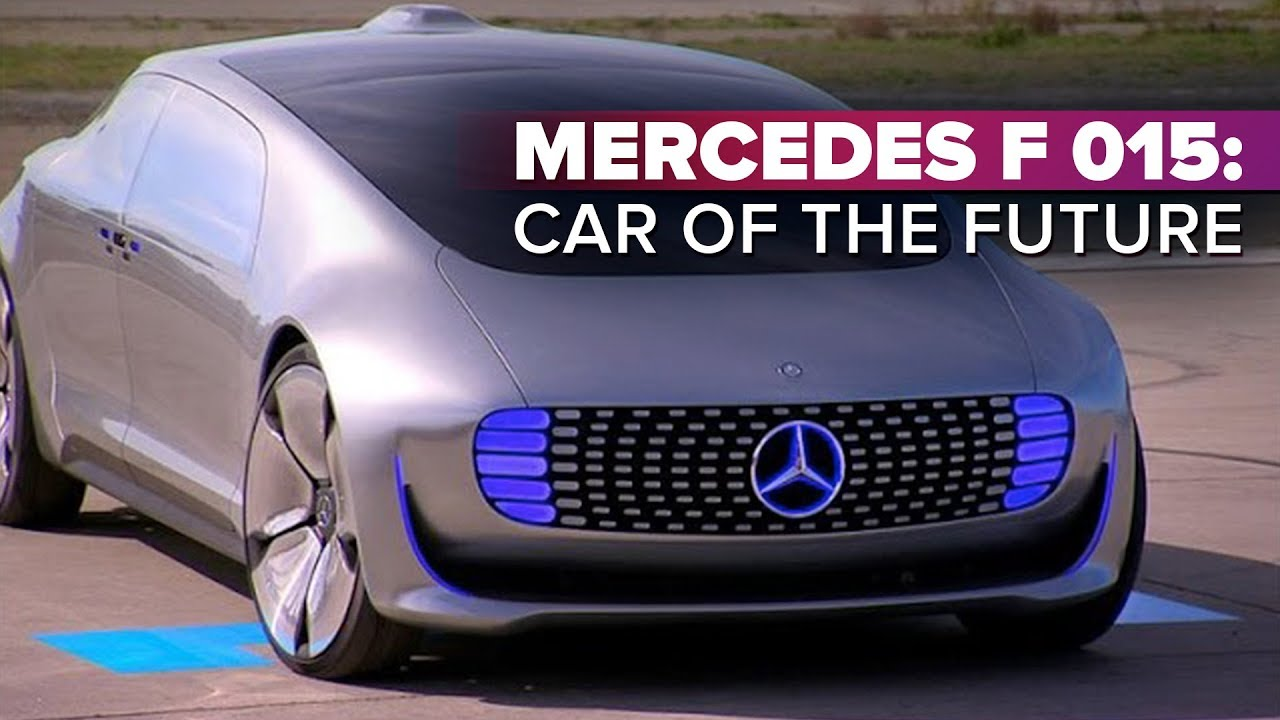 Mercedes F 015 Car Of The Future Cnet On Cars Ep 62 Youtube