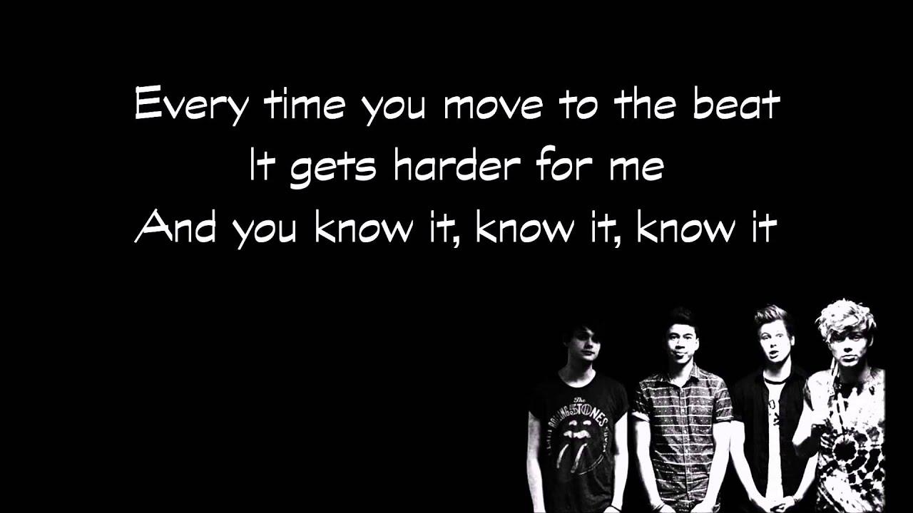 Don't Stop- 5 Seconds of Summer (Lyrics) - YouTube