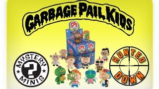 hunted down gpk mystery minis which ones did i get