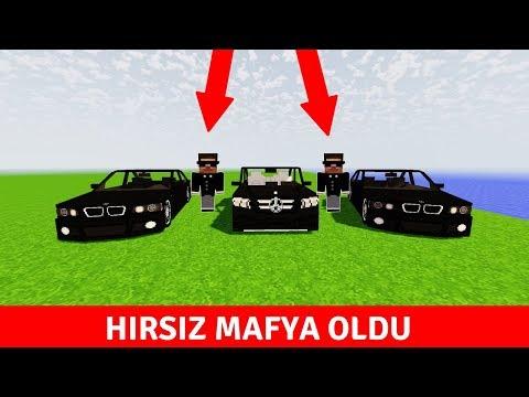 HIRSIZ VS POLİS #82 - Hırsız Mafya Oldu (Minecraft)