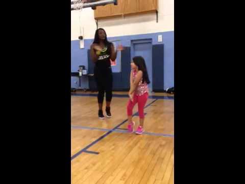 New Rochelle YMCA Zumbathon Movie