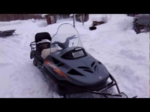 Снегоход Тайга Лидер СТ-500Д -