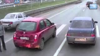 Воронеж. Подборка ДТП за неделю (ноябрь, часть шестая)