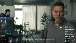 Dying Light - Any% Speedrun Practice / Attempts
