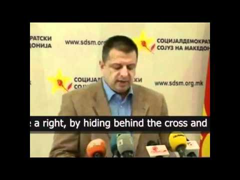 """Former Yugoslav Republic Of """" Macedonia & quot; - Accused Of Fascism From Within.."""