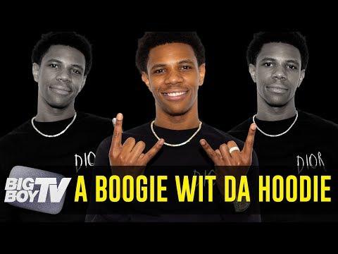 A Boogie wit da Hoodie on Artist 20 Making  w Cardi B & Rihanna + More