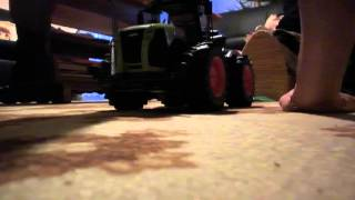 RC Bruder Claas Xerion 5000 10 kg Pull