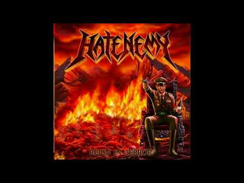 Hatenemy - Reign In Terror (Full Album, 2017)