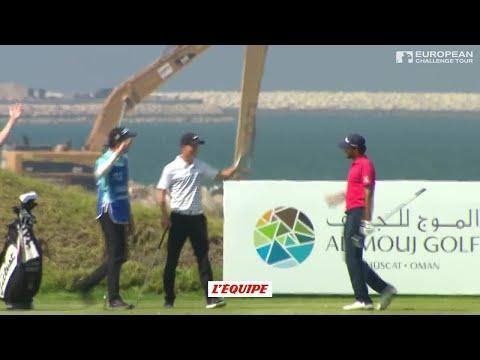Golf - Ch. Tour : Le trou-en-un de Clément Sordet à Oman