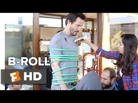 Knock Knock BROLL 2015  Keanu Reeves, Lorenza Izzo Movie HD