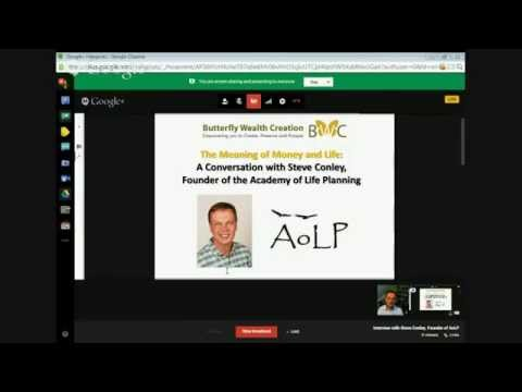 Interview with Steve Conley, Founder of The Academy of Life Planning