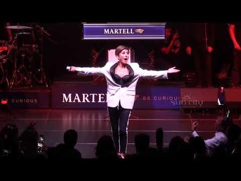 AGNEZ MO - Sebuah Rasa [Live] Martell Event at Sun City Jakarta