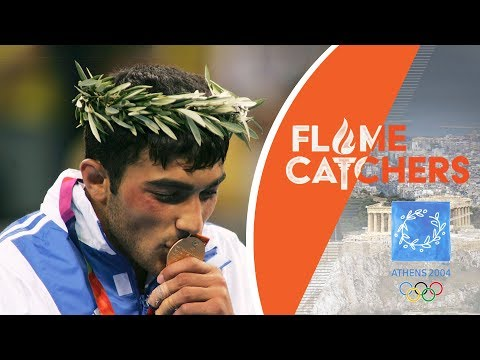 Greece's Rise As A Judo Power After Ilias Iliadis' Gold Medal at Athens 2004 | Flame Catchers