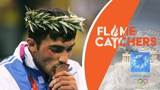 Greece's Rise As A Judo Power After Ilias Iliadis' Gold Medal at Athens 2000 | Flame Catchers