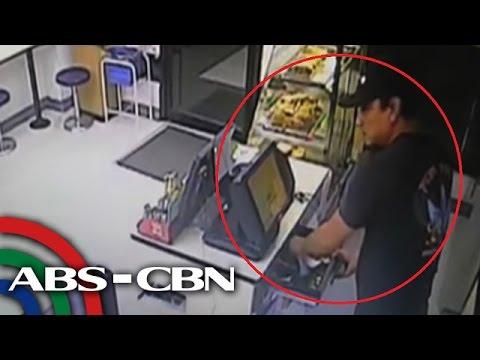 UKG: Panghoholdap sa convenience store sa Quezon City nakunan ng CCTV