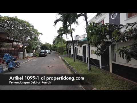1099-1 Cari Rumah di JUAL di PURI INDAH Jakarta Barat - Properti Dong - Info Lengkap