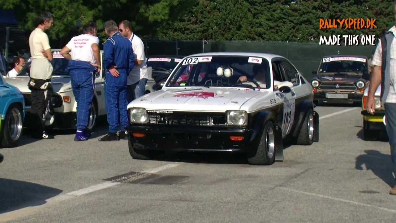 Classic Rally Cars Rally Antibes Cote D Azur Youtube