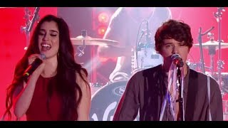 Camren Análise •6 - Lauren and Brad of a band The Vamps. Inscreva-s...