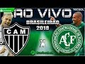 Video Gol Pertandingan Atletico MG vs Chapecoense-SC