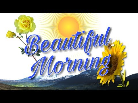 Good Morning Whatsapp Video