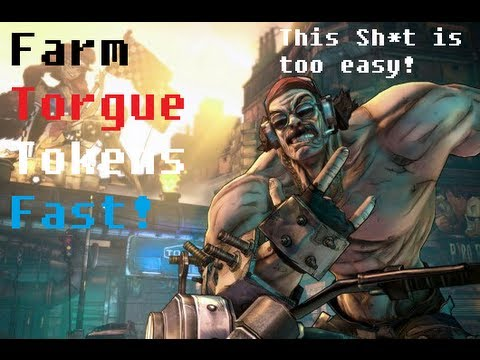 How To Solo Farm Torgue Tokens Fast In Borderlands 2! (Under 100 Seconds)