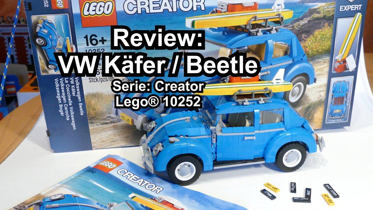 lego vw beetle review deutsch set 10252 volkswagen k fer. Black Bedroom Furniture Sets. Home Design Ideas
