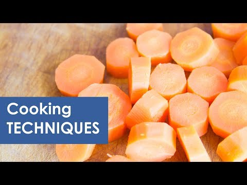 Healthy cooking techniques
