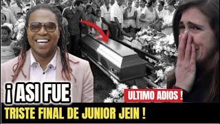 """🔴ULTIMA HORA ! HACE UNAS HORAS ! Revelan TRISTE FINAL Cantante Junior Jein"""" NOTICIAS DE ULTIMA HORA!"""
