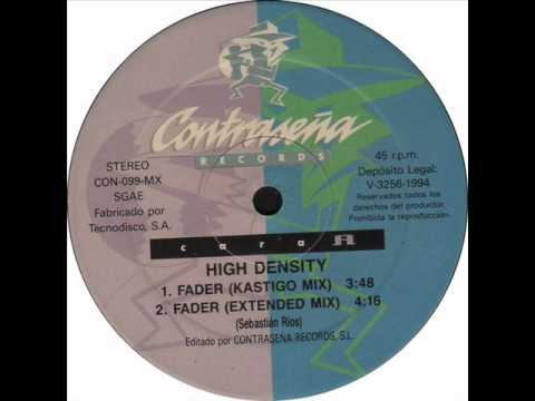 High Density - Fader (Extended Mix)