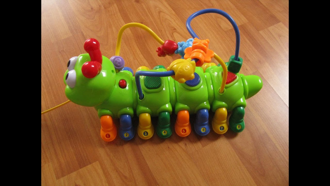 Musical Caterpillar With Lights Amp Sounds Great Activity