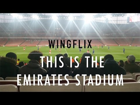 THE Emirates Stadium - Arsenal Football Club