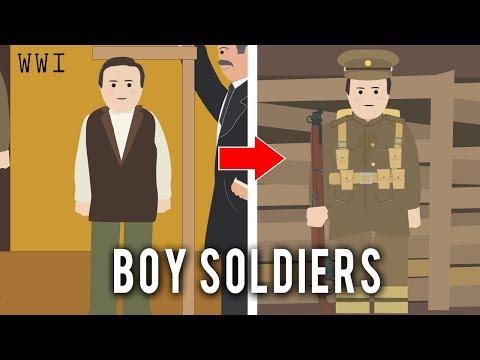 Boy Soldiers (World War I)