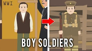 Boy Soldiers (World War I)